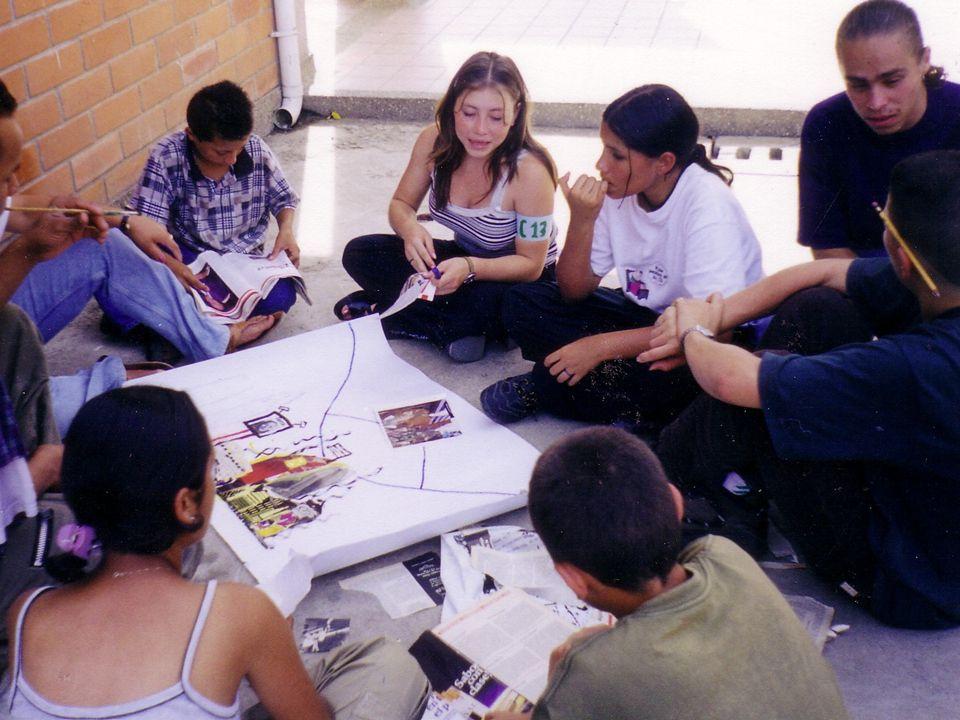 2) Gesundheit Workshops zu Gesundheitsthemen Psychotherapeutische und rechtliche Beratung Bildung von Gesundheitskomitees Erfahrungsaustausch mit anderen Organisationen Horyzon – Kolumbien – Entwicklungszusammenarbeit - Armutsbekämpfung