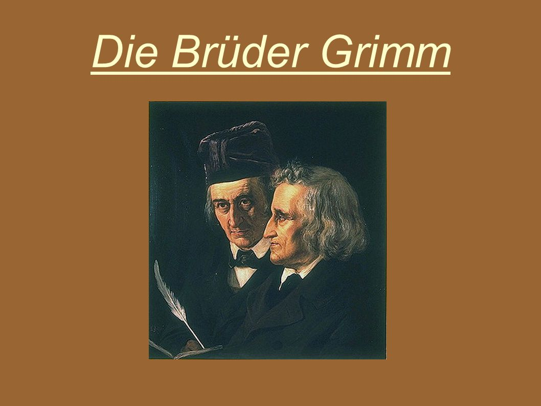 Jacob war Bibliothekar in Kassel 1808.Dann war er Professor in Göttingen 1829.
