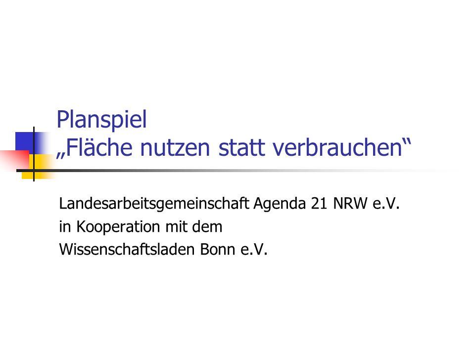 Projektdaten Projektlaufzeit:15.09.05 – 31.05.07 Projektträger:Landesarbeitsgemeinschaft Agenda 21 NRW e.V./ Wissenschaftsladen Bonn e.V.