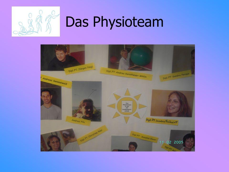 Das Physioteam