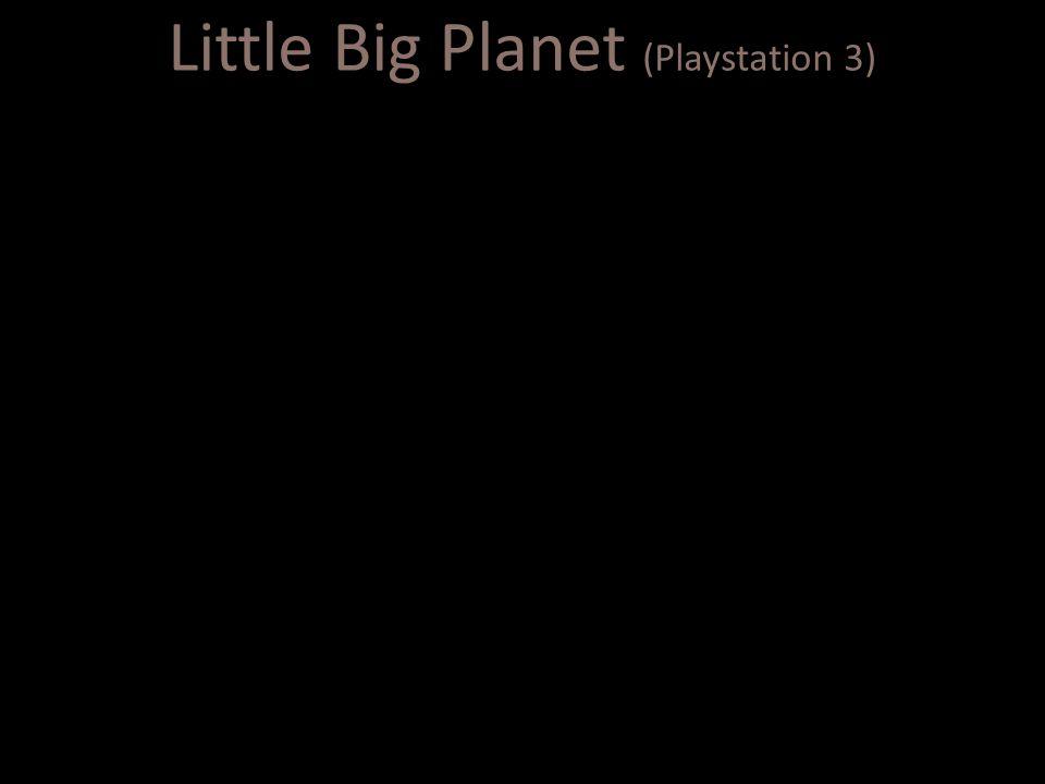 Little Big Planet (Playstation 3)