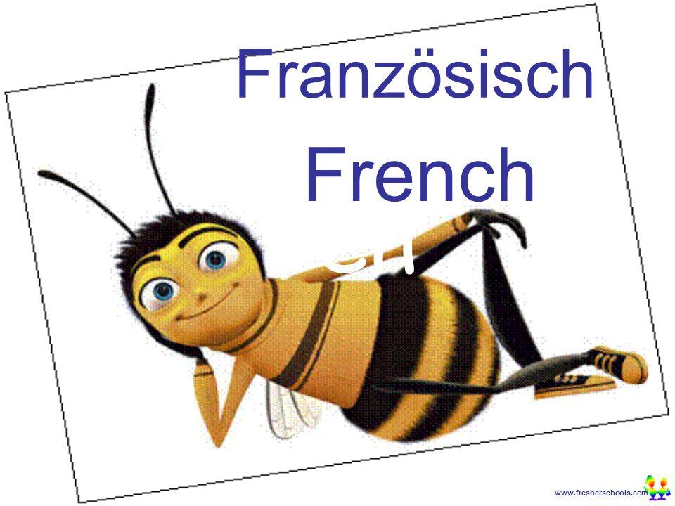 www.fresherschools.com Ben Französisch French
