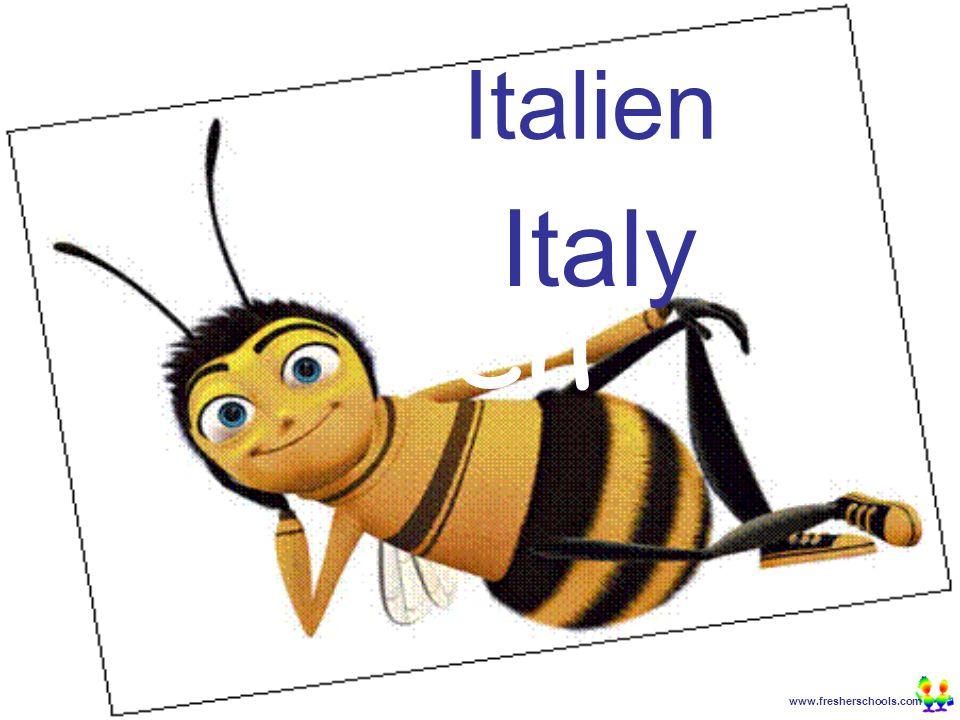 www.fresherschools.com Ben Italien Italy