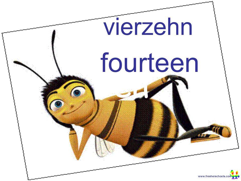 www.fresherschools.com Ben vierzehn fourteen