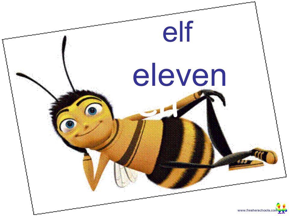 www.fresherschools.com Ben elf eleven