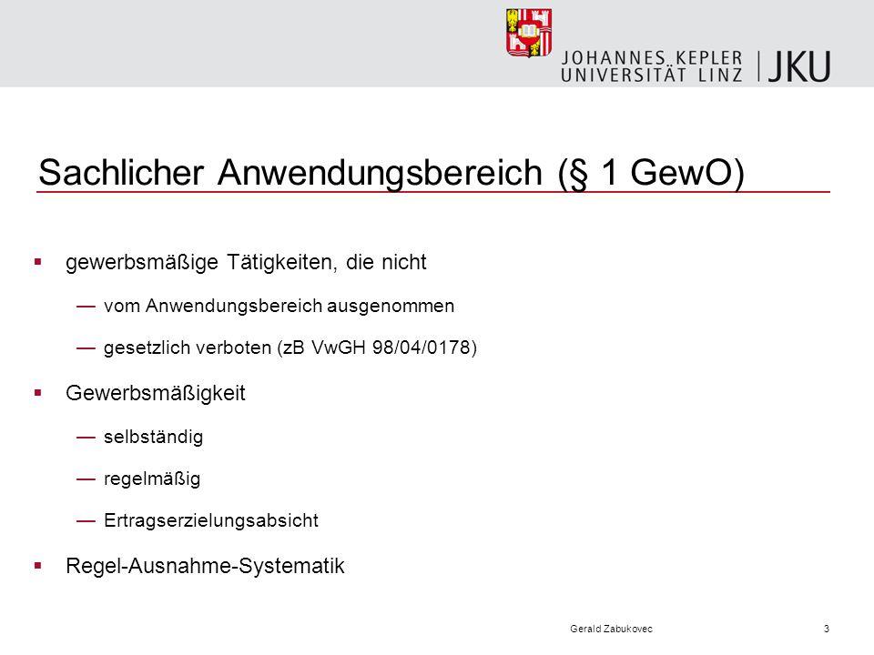 4Gerald Zabukovec Selbständigkeit auf eigene Rechnung und Gefahr Unternehmerrisiko Weisungsbindung vs freie Dispositionsbefugnis (zB VwSlg 9263A/1977)