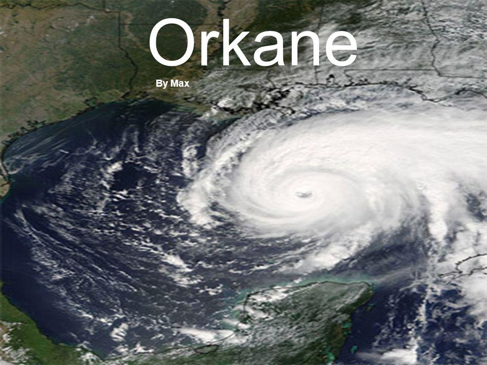 Orkane By Max Hahn u. Patrick PUZIK Orkane By Max
