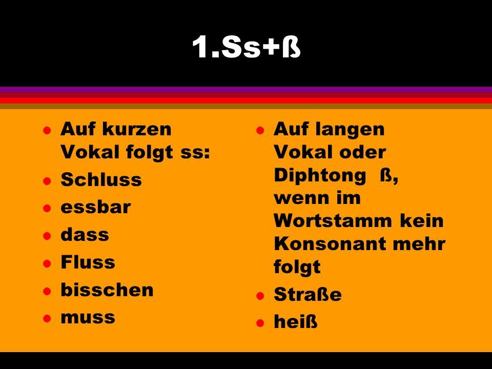 Die Rechtschreibreform: von der Idee bis heute l 1.7.1996 Die Deutschsprachige Länder unterschreiben die Erklärung zur Rechtschreibreform.In zehn Bund