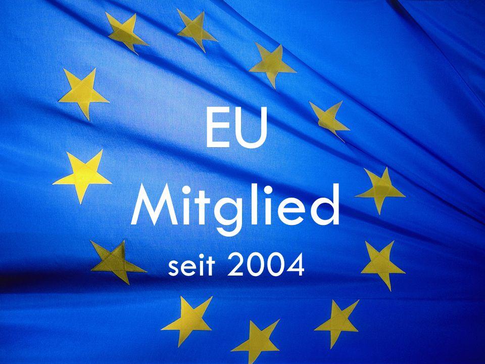 EU Mitglied seit 2004