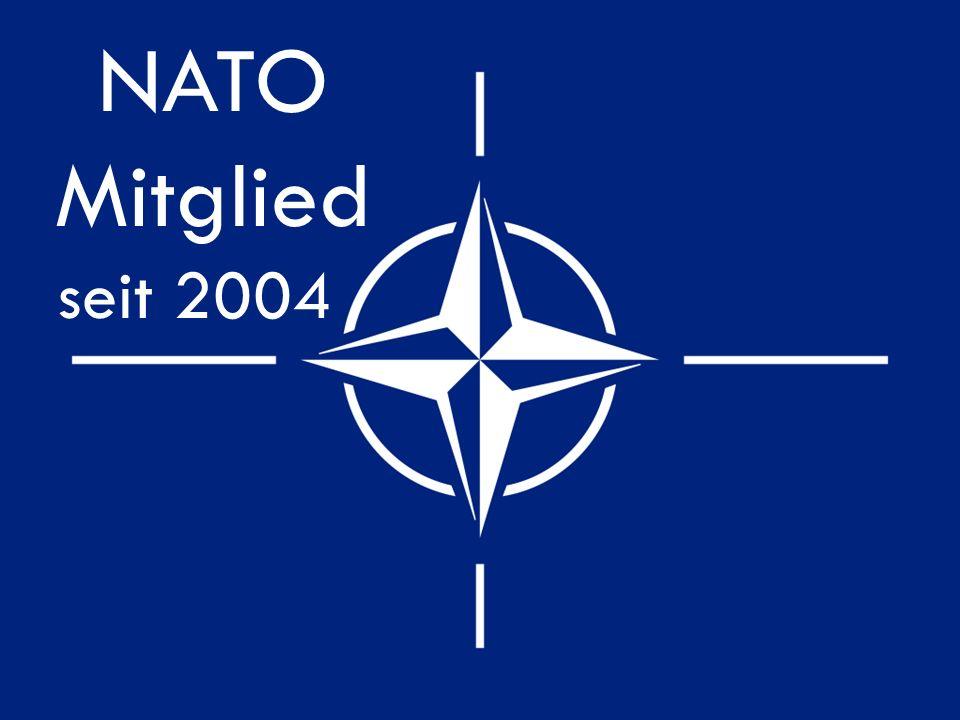 NATO Mitglied seit 2004