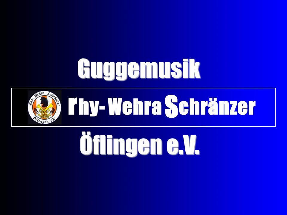 Guggemusik Öflingen e.V.