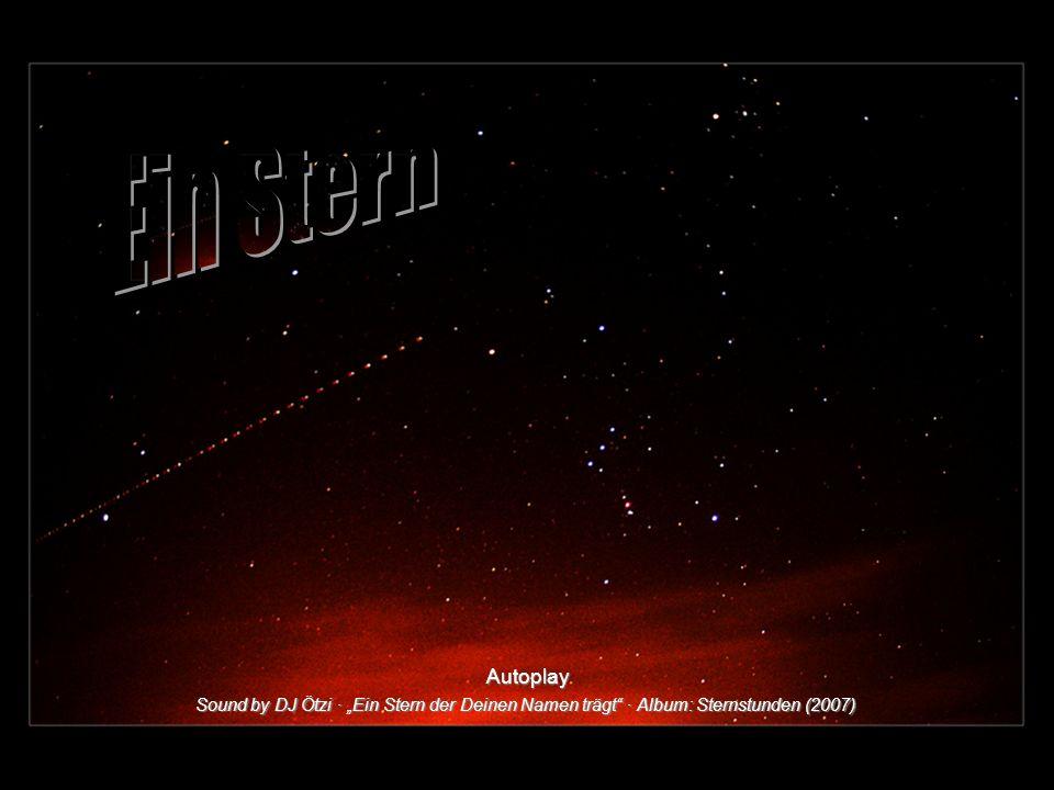 Sound by DJ Ötzi · Ein Stern der Deinen Namen trägt · Album: Sternstunden (2007) Autoplay