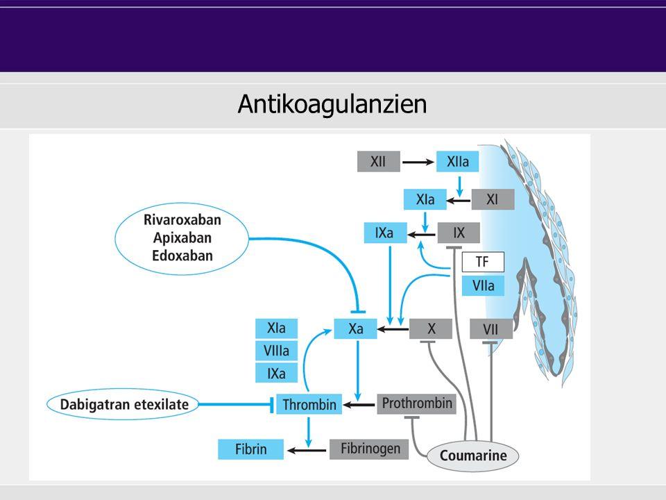 Antikoagulanzien