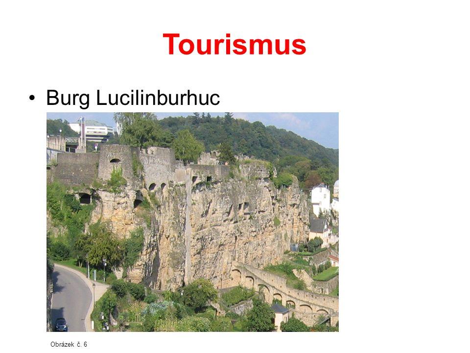 Tourismus Burg Lucilinburhuc Obrázek č. 6
