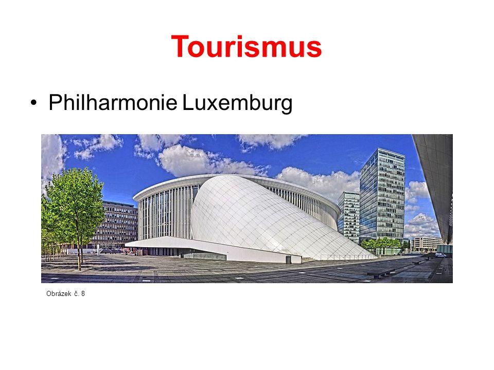 Tourismus Philharmonie Luxemburg Obrázek č. 8