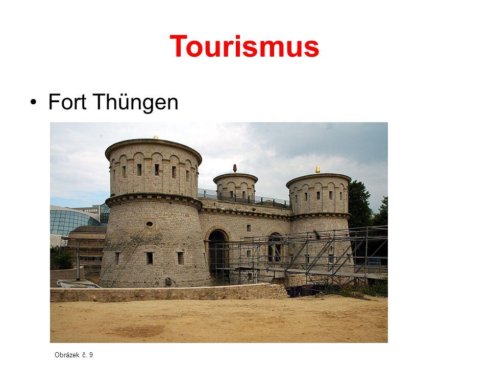 Tourismus Fort Thüngen Obrázek č. 9