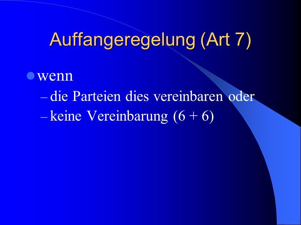Article 4 Inhalt der Vereinbarung …verhandeln mit dem Willen zur Verständigung, um zu einer Vereinbarung…zu gelangen Geltungsbereich Zusammensetzung d