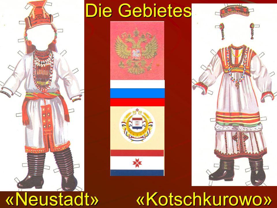 Die Gebietes «Pensa» «Pensa» «Bolschie «Bolschie Beresniki»