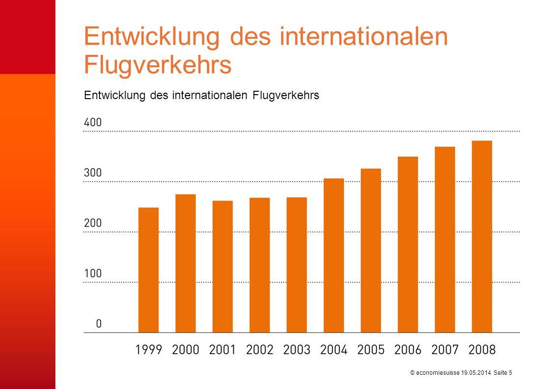 © economiesuisse Der Strassenverkehrssektor Schweiz verfügt über eines der besten Strassen- netze der Welt.