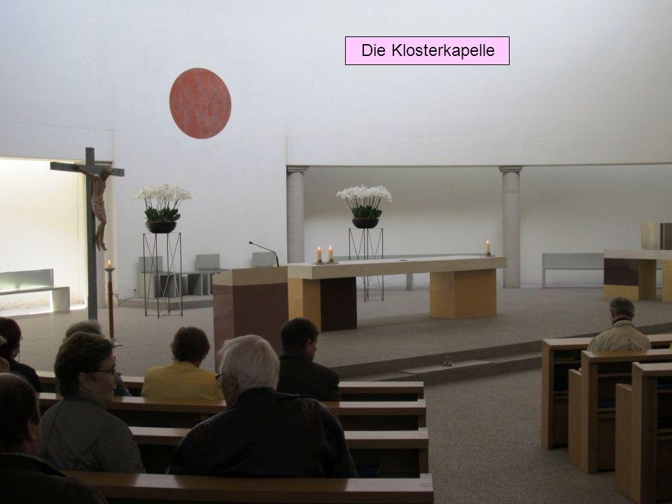 Die Klosterkapelle