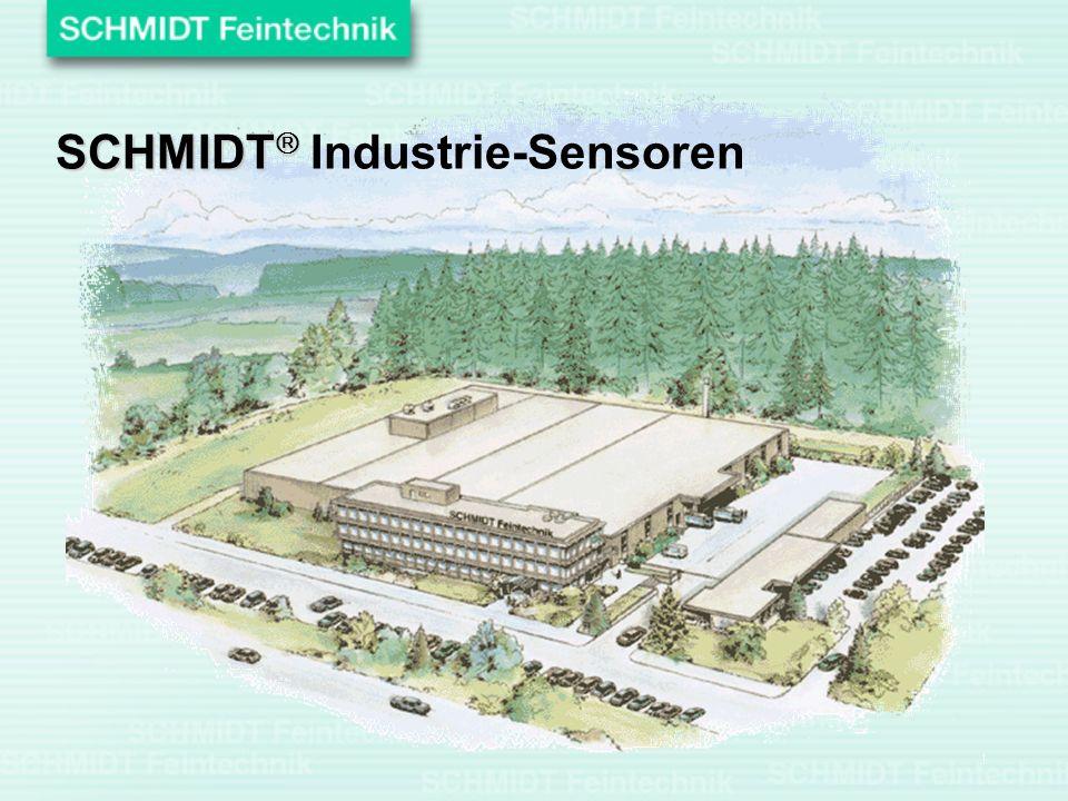 SCHMIDT SCHMIDT Industrie-Sensoren