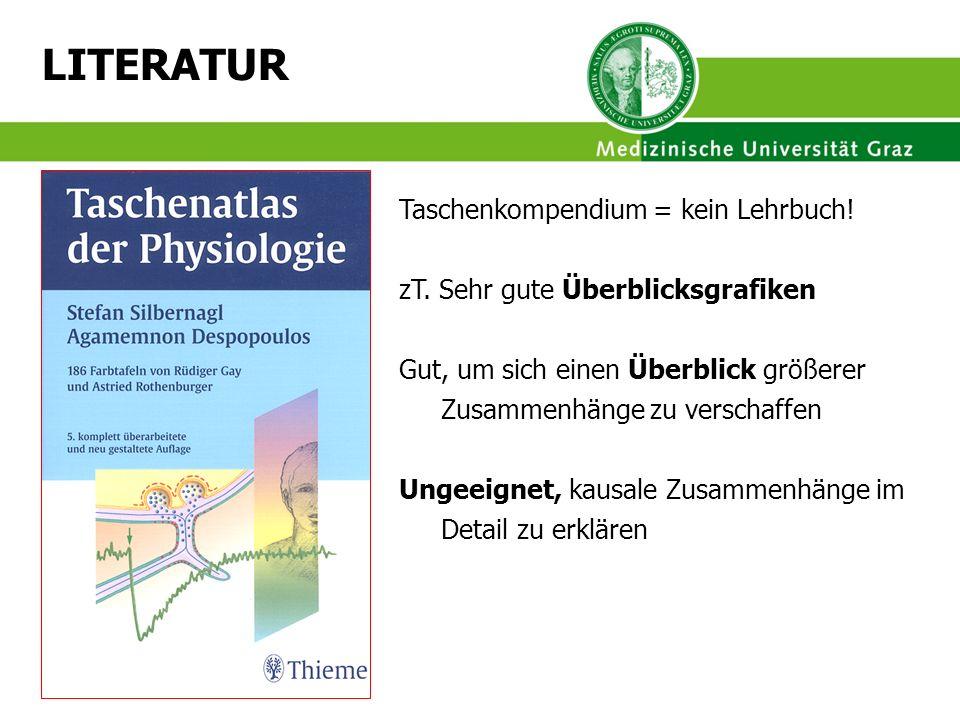 Taschenkompendium = kein Lehrbuch.zT.