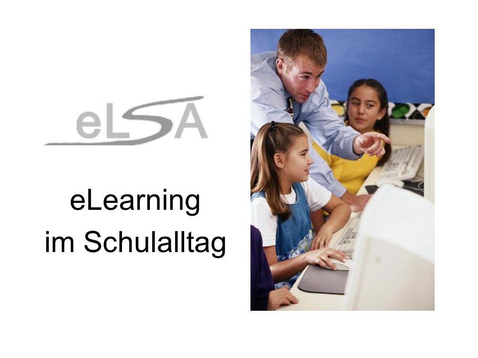 eLearning im Schulalltag