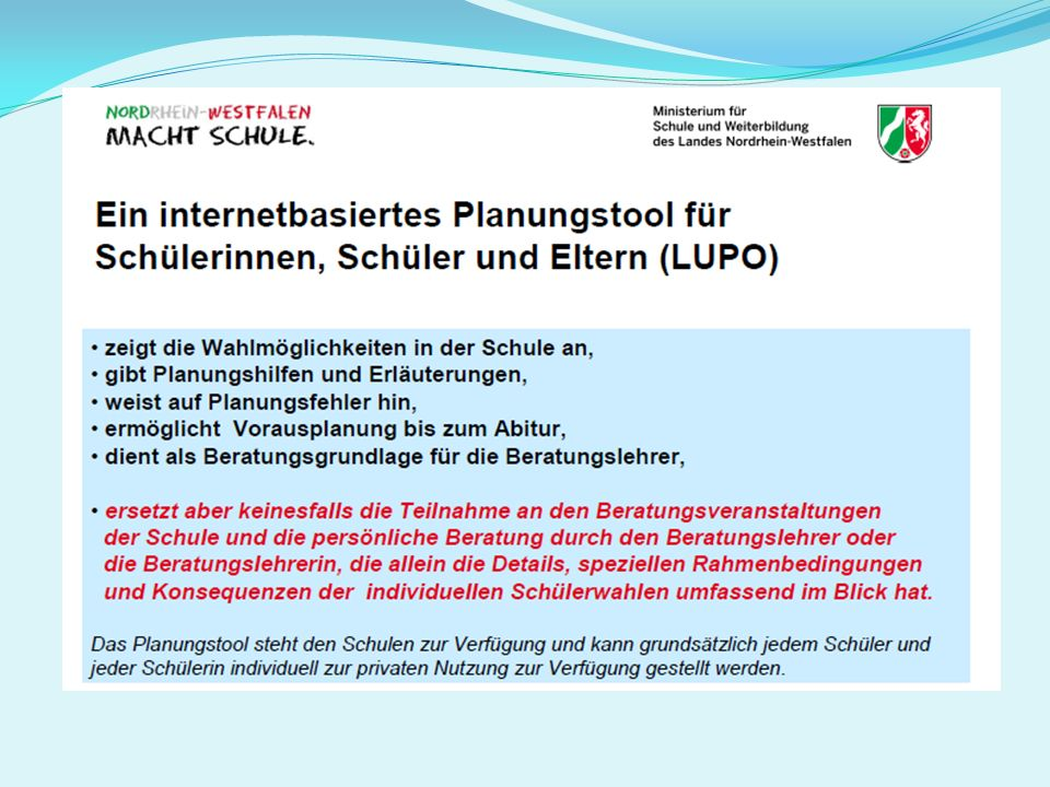 Was ist LuPo?