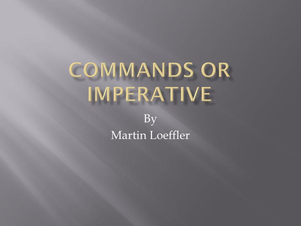 By Martin Loeffler