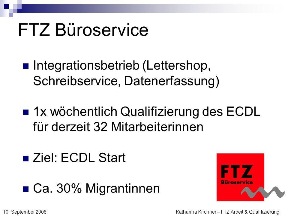 Katharina Kirchner – FTZ Arbeit & Qualifizierung 10.
