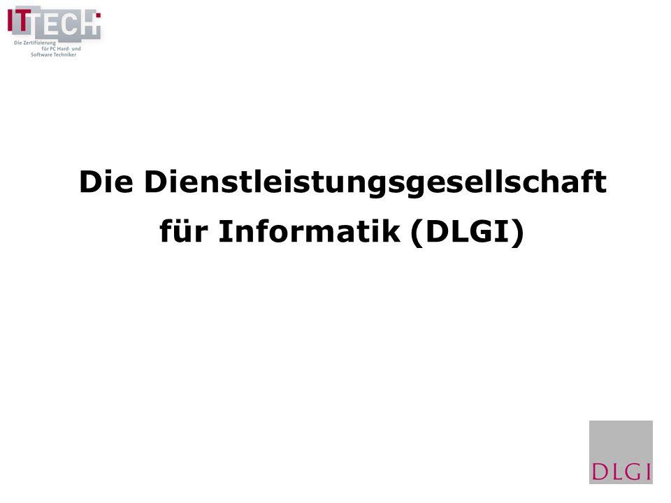 Gesellschaft für Informatik (GI) ECDL-Foundation Dublin ECDL in Deutschland Council of European Professional Informatics Societies DLGI: Akkreditierungsstelle für den
