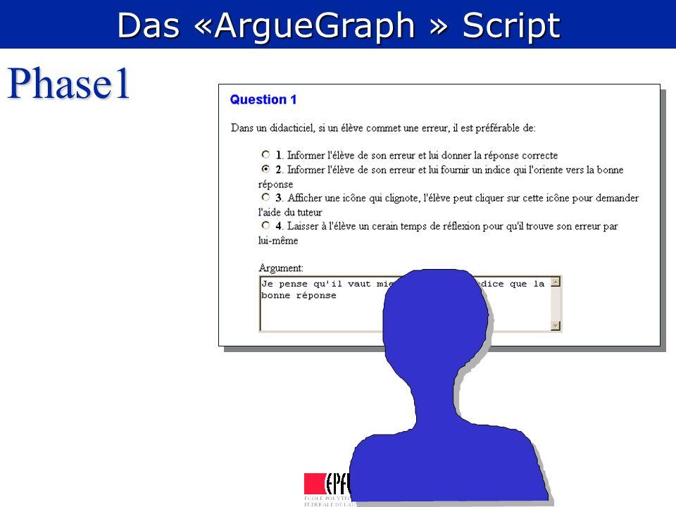 Das «ArgueGraph » Script Phase1