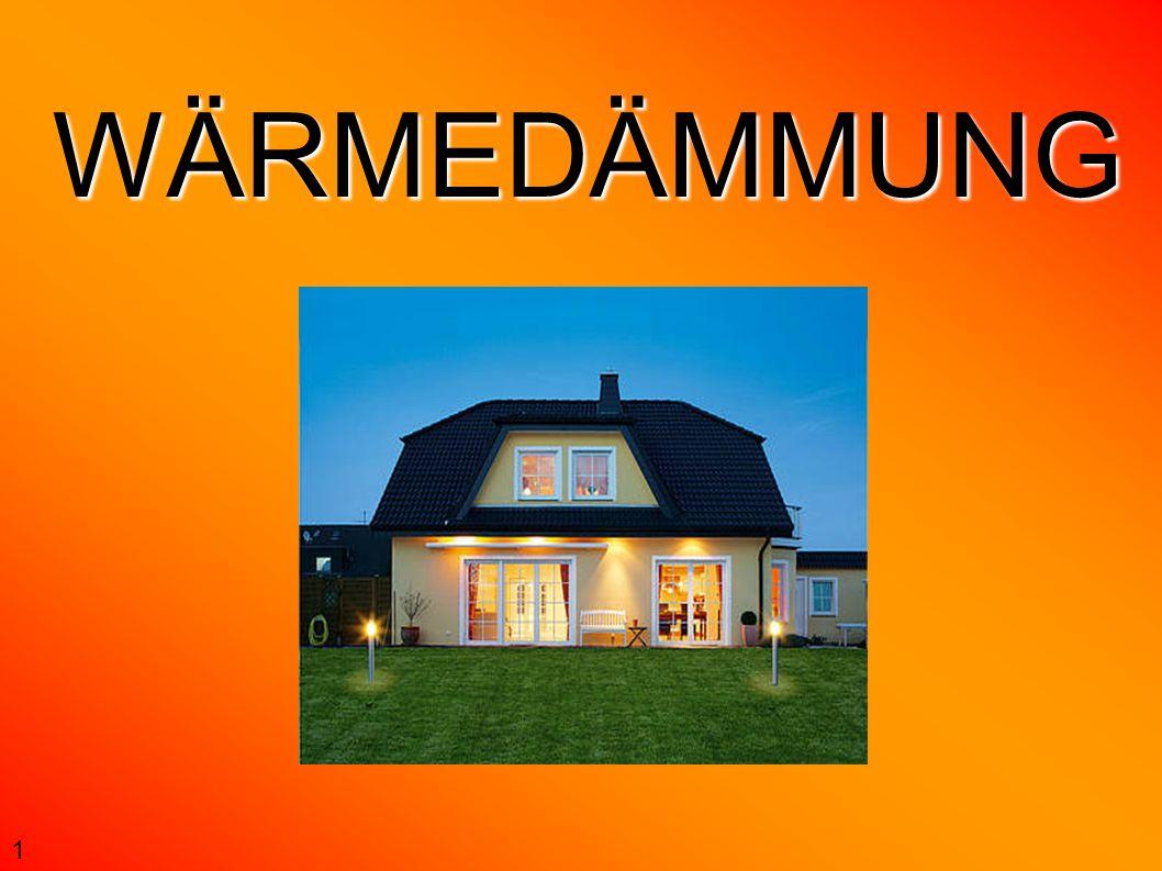 Pro und Contra WD - Raumfläche wird nicht verringert - Montage von Gegenständen wird nicht komplizierter - Vermeidung von Wärmeverlust nicht nur im Winter - Nutzung von Auffallenergie - Wand passt sich den Temperaturen der Außenwelt an egal ob Sommer oder Winter - Das Auftreten von Schimmel ist deutlich niedriger als ohne Wärmedämmung - Kosten aufwendig - bei Denkmalgeschützen Gebäuden darf keine Wärmedämmung vor- genommen werden - bei eng aneinander stehenden Gebäuden darf ebenfalls keine Wärmedämmung durchgeführt werden Pro Contra 12