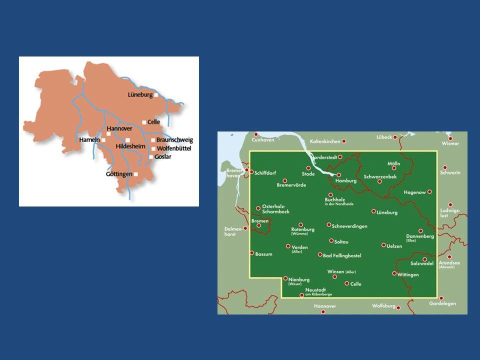 Powiat Lüneburg jest wraz ze swoimi miastami, gminami i wioskami centralnym punktem życia dla ponad 176 tys.