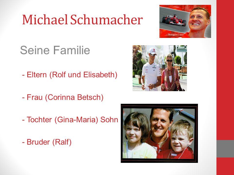 Michael Schumacher Seine Karriere - Bei Ferrari ankommen - 1991 - Sieben Mal Weltmeister - 91 Siege im groBen Preis
