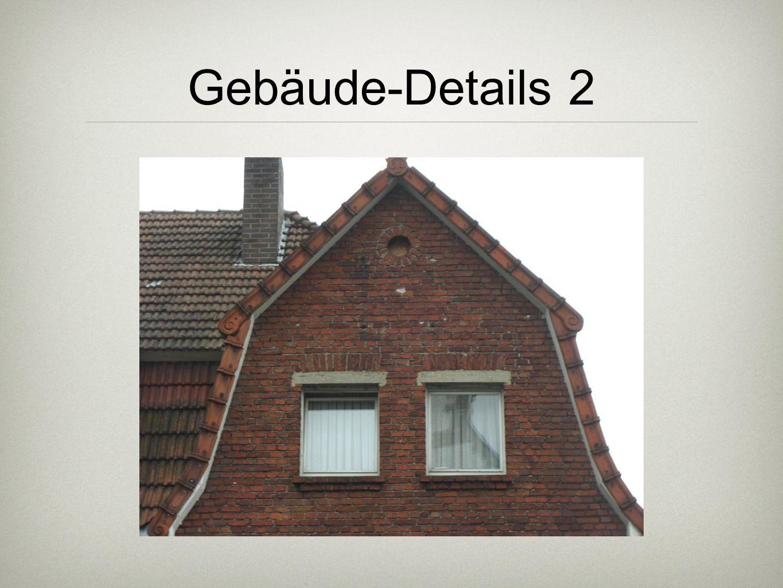 Gebäude-Details 2