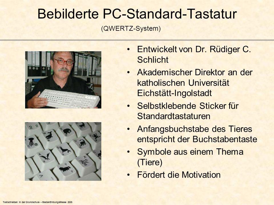 Entwickelt von Dr. Rüdiger C. Schlicht Akademischer Direktor an der katholischen Universität Eichstätt-Ingolstadt Selbstklebende Sticker für Standardt