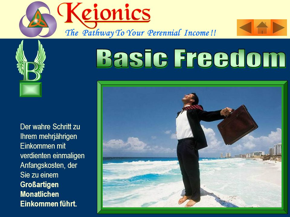 The Basic Freedom One Earth One Life Live Now Live Full !!
