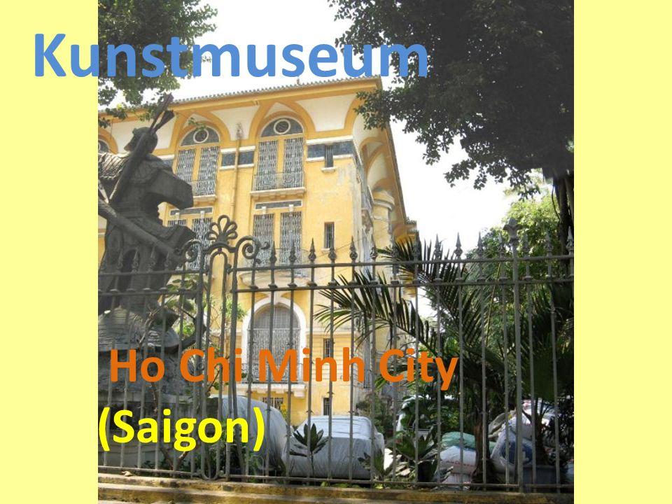 Ho Chi Minh City (Saigon) Kunstmuseum
