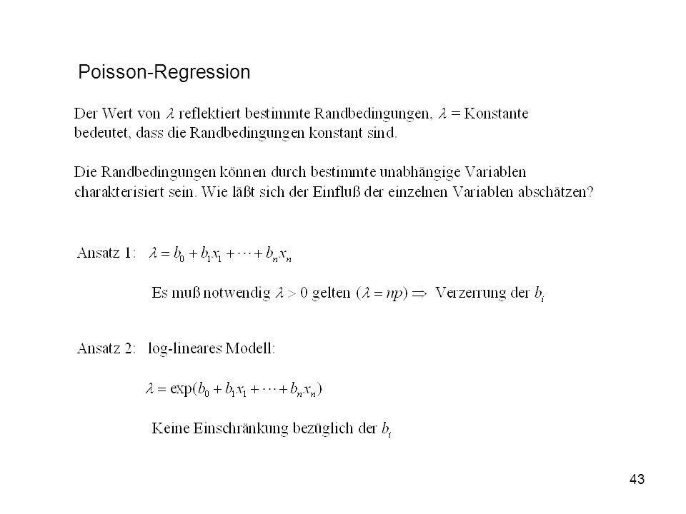 43 Poisson-Regression