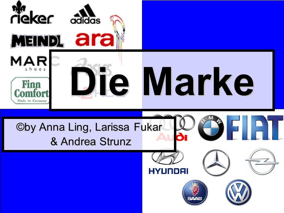 Die Marke ©by Anna Ling, Larissa Fukar & Andrea Strunz & Andrea Strunz