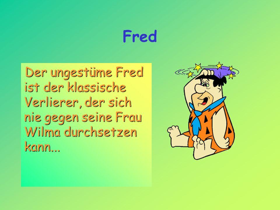 Inhalt FredFred BarneyBarney Beide Männer...Beide Männer...