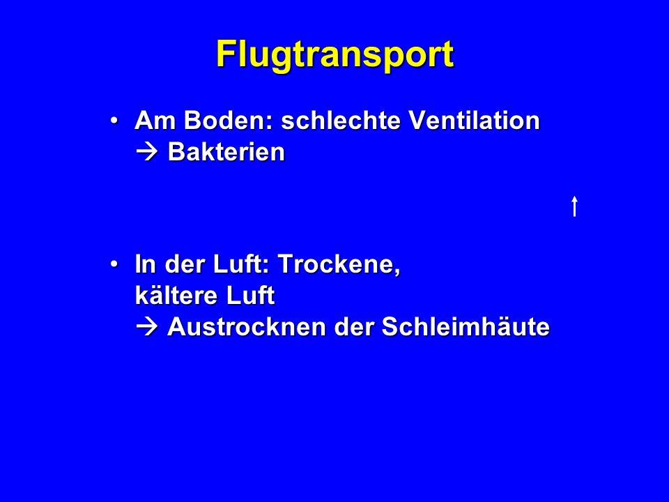 Transport LKW Anbinden,Anbinden, Lärm und Schütteln,Lärm und Schütteln, Abgas,Abgas, schlechte Ventilationschlechte Ventilation