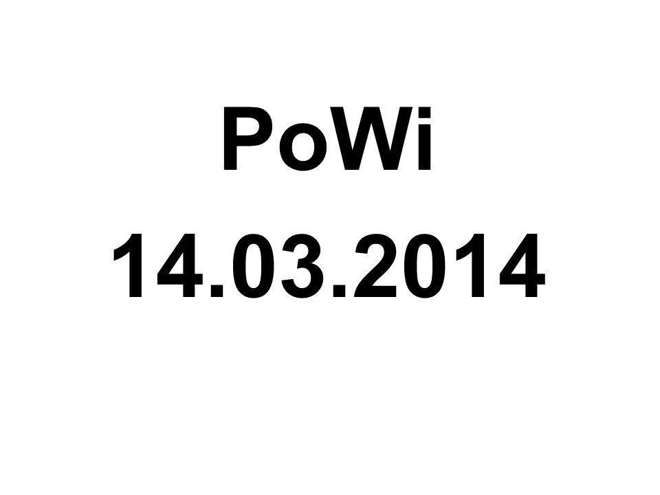 PoWi 14.03.2014