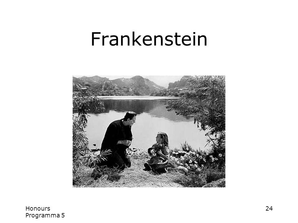 Honours Programma 5 24 Frankenstein