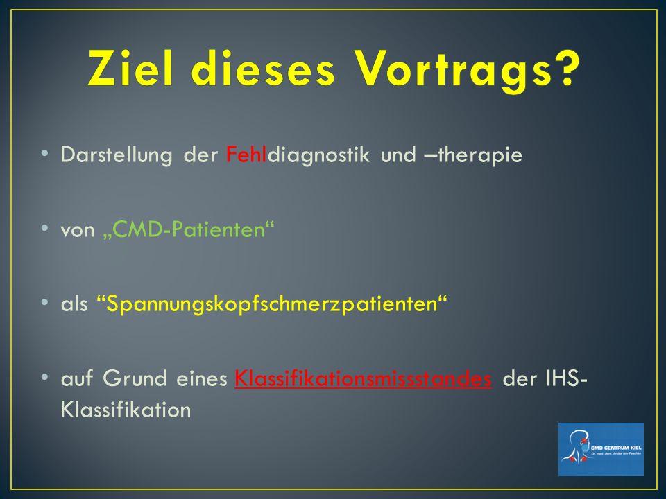 1.Migräne 2.Kopfschmerz vom Spannungstyp 3.Clusterkopfschmerzen 4.Andere primäre Kopfschmerzen 5.Kopfschmerz wg.