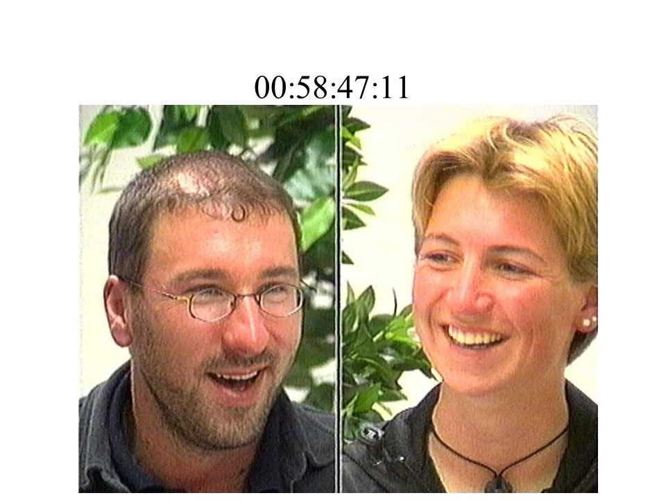 Gelingende PAM Durch das gemeinsame Lächeln und Lachen wird ein positiver resonanter affektiver Zustand hergestellt, mit der es gelingt, die Störung in der Affektregulierung beider Partner auszubalancieren.