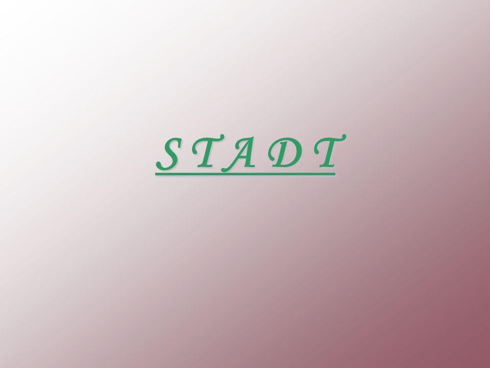 S T A D T