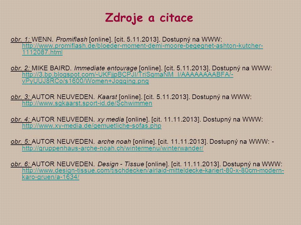 obr. 1: WENN. Promiflash [online]. [cit. 5.11.2013]. Dostupný na WWW: http://www.promiflash.de/bloeder-moment-demi-moore-begegnet-ashton-kutcher- 1112