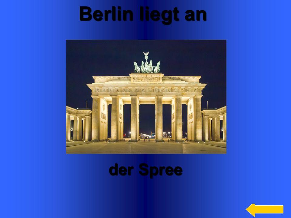 4 Berlin liegt an der Spree